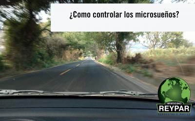 ¿Como controlar los microsueños?