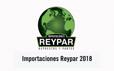 Importaciones Reypar 2018