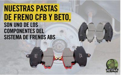 IMPORTANCIA DE FRENOS ABS
