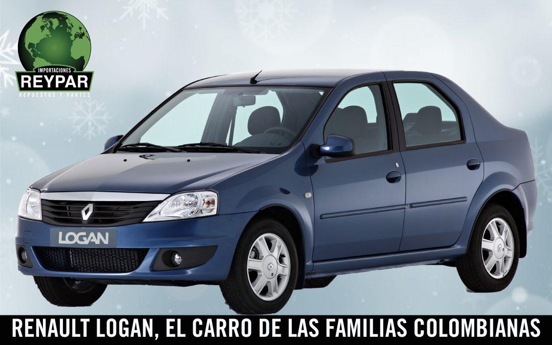 Renault Logan, el carro de las familias colombianas