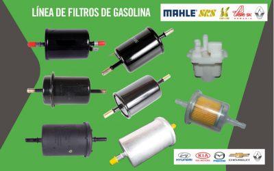 La importancia de los filtros de gasolina