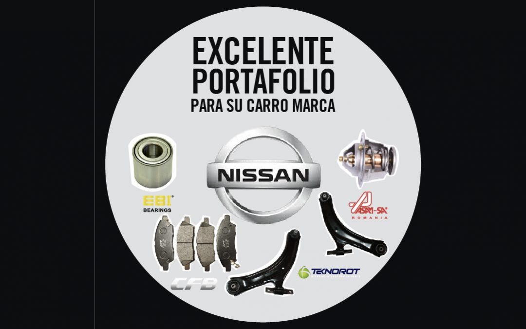 Nissan, una marca de gran trayectoria en el mundo